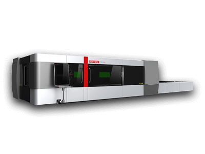 High Level Fiber Laser Cutting Machine